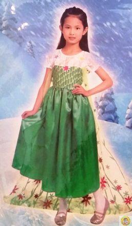 Детски костюм Елза - нов модел - XL размер