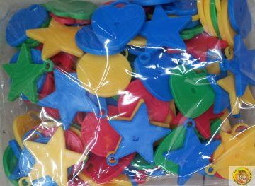 Тежести за балони - 50 броя