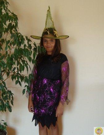 Детски костюм Вещица