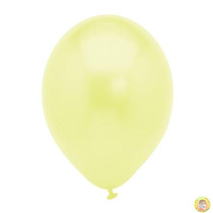 Балони пастел- слонова кост, 25см, 20бр.