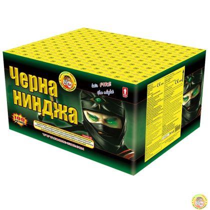 Пиробатерия Черна нинджа,  TFC30100-3M