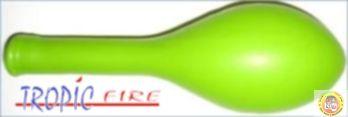 Балони пастел- светло зелено, 25см, 100бр.