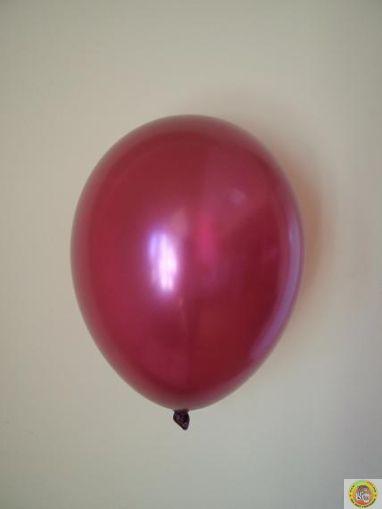 Балони пастел- бордо, 25см, 100бр.