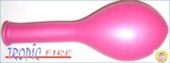 Балони металик- розово, 25см, 100бр.