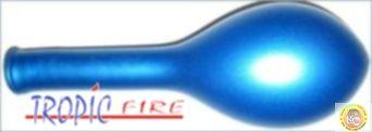 Балони металик- синьо, 25см, 100бр.