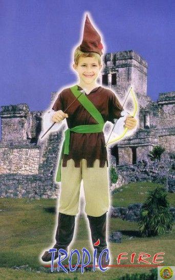 Детски костюм Робин Худ М размер