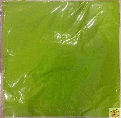 Голям ЕКО хартиен фенер-зелен