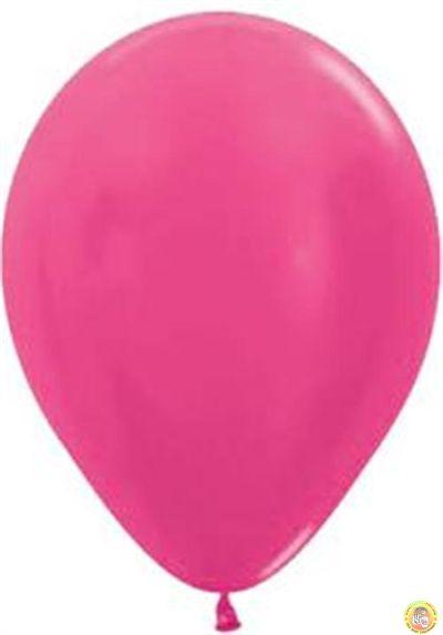 Балони пастел- цикламено, 25см, 100бр.