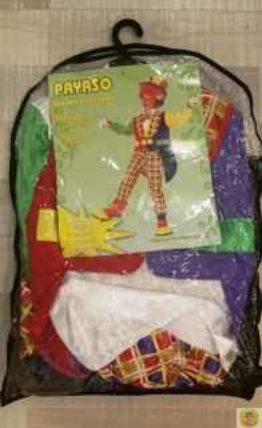 Детски костюм-Клоун M размер