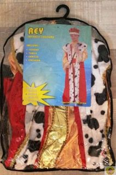 Детски костюм-Крал S размер