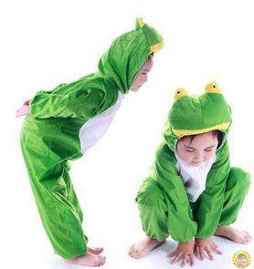 Детски костюм-Жаба М размер