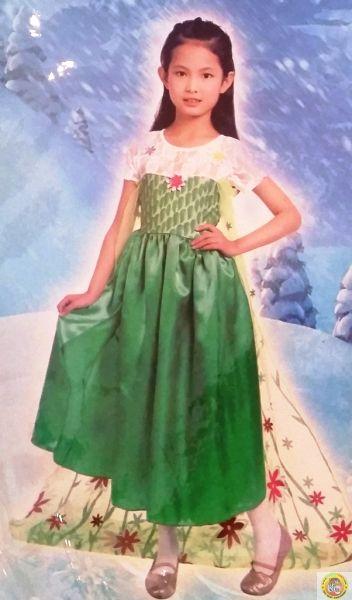 Детски костюм Елза - нов модел -  L размер