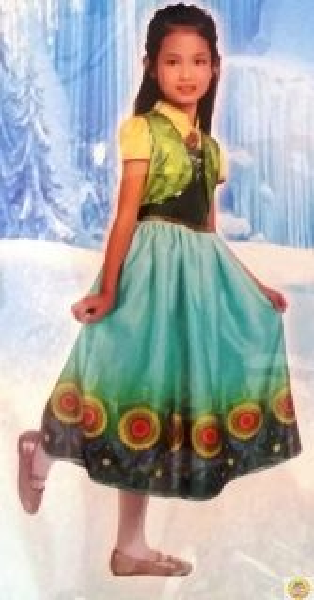 Детски костюм Ана - нов модел -  XL размер