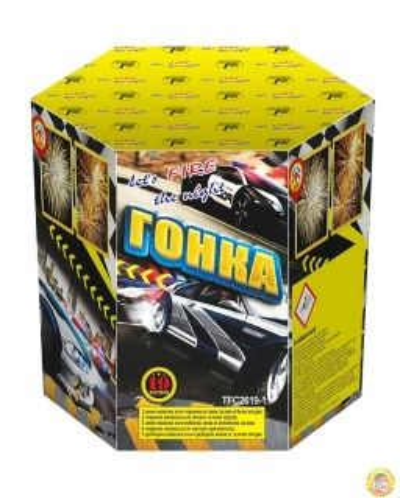 Пиробатерия Гонка  TFC2619-1