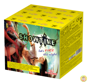 Пиробатерия Showtime 724-3