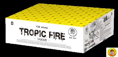 Пиробатерия TROPIC FIRE profi 831