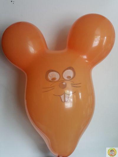Балони животни- мишка, 10бр.