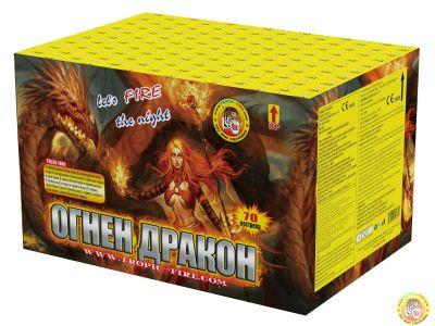 Пиробатерия Огнен дракон, TFC30 7002